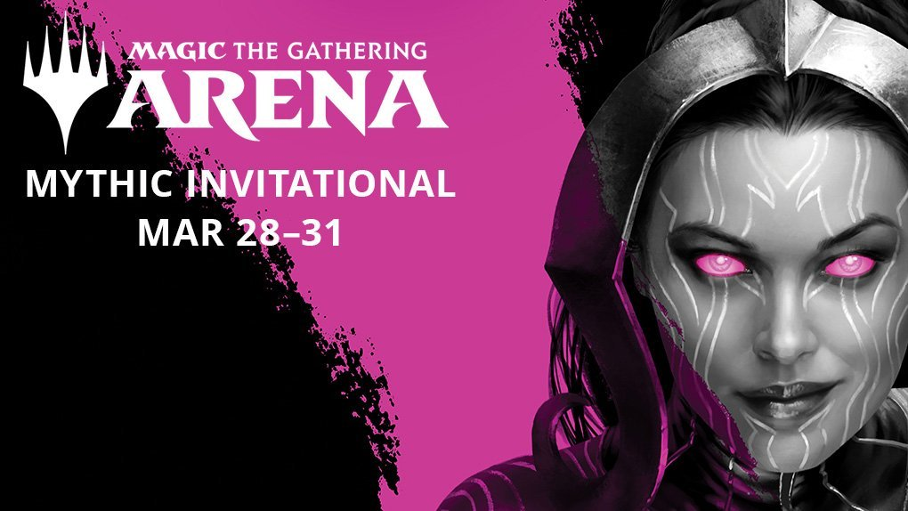 The MTG Arena Mythic Invitational: get a piece of $1M prize